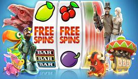 giri gratis slot